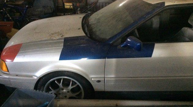 Parked Since Audi Coupe Quattro - Audi coupe quattro for sale