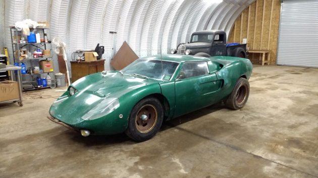 GT40 Wannabe: 1968 Fiberfab Avenger GT