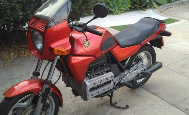 The Flying Brick: 1985 BMW K100