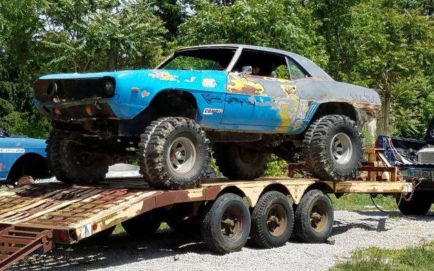 What's Done Is Done: 1969 Camaro 4×4