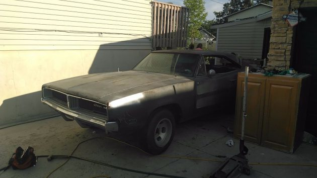 Reasonably Priced Mopar? 1969 Dodge Charger Project