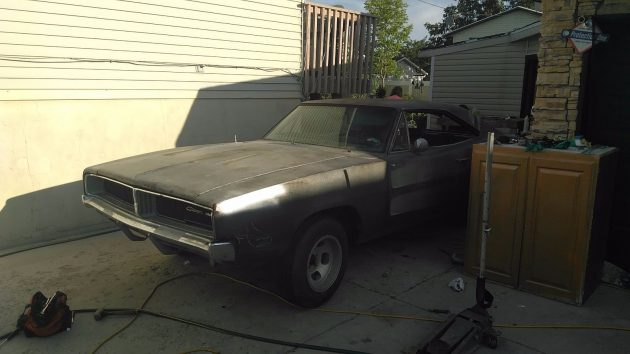 Reasonably Priced Mopar 1969 Dodge Charger Project