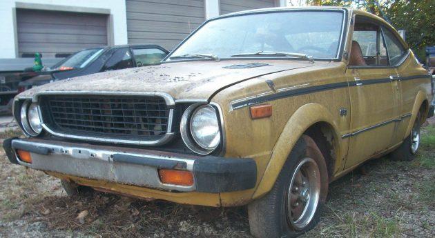 Rare SR5 Package: 1975 Toyota Corolla SR5