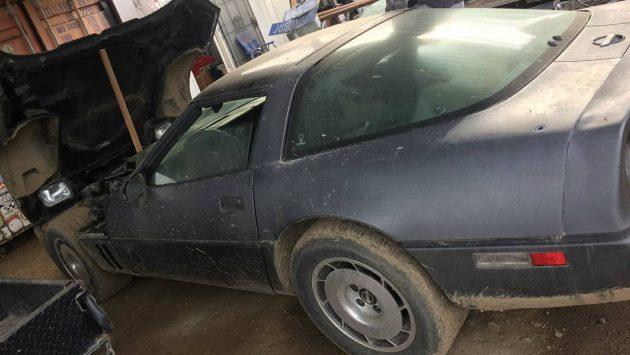 Last Registered in 2000: 1984 Corvette