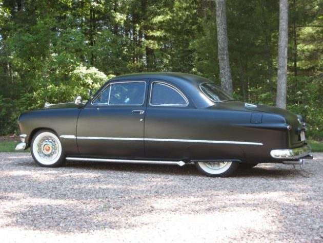 The Terms We Use 1951 Ford Two Door Sedan