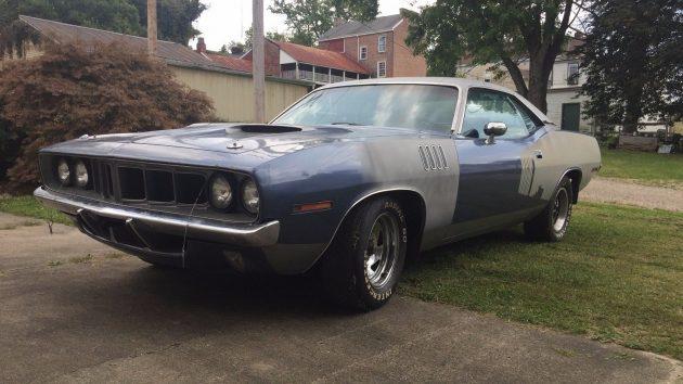 No Hemis Here: 1971 Plymouth Barracuda