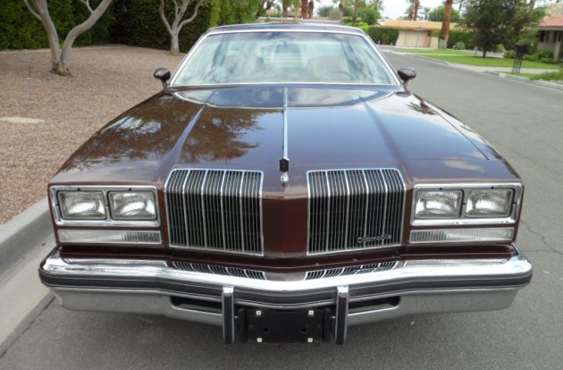 What A Nose! 1977 Oldsmobile Cutlass Supreme Survivor