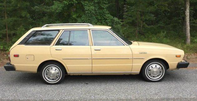 Near Perfect Wagon: 1980 Datsun 510