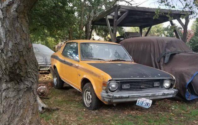 Rabbit Beater: 1976 Dodge Colt GT