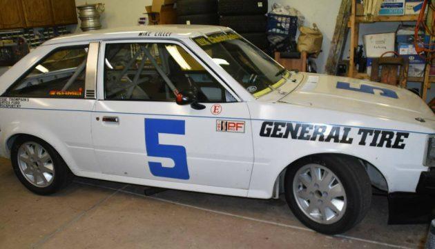 IMSA History: 1982 Ford Escort