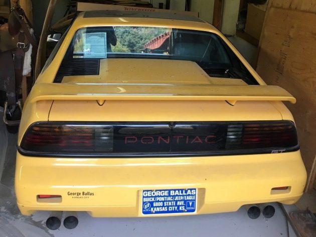 Brand New 1988 Pontiac Fiero GT
