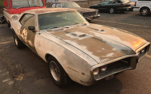 Rust Not Included 1968 Pontiac Firebird