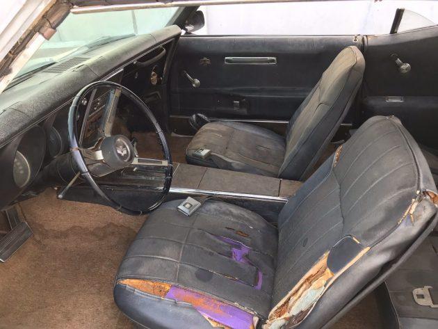 1968 Firebird Interior Parts