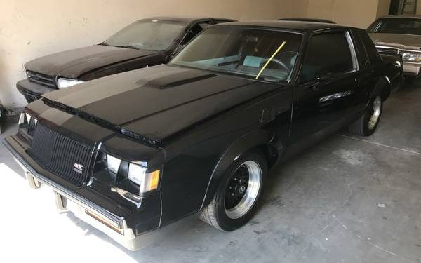 GNX Cloned 1987 Buick Grand National