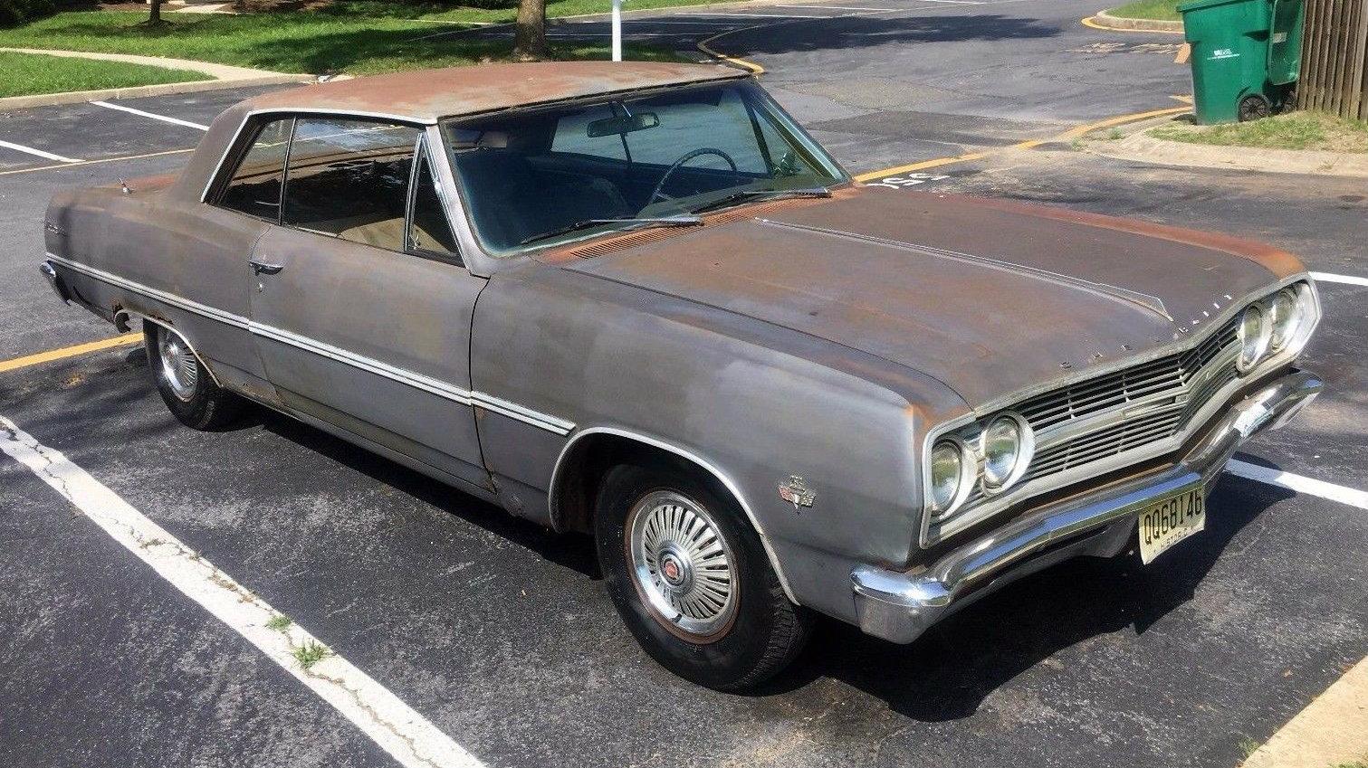 1965 Chevelle Malibu A Bargain