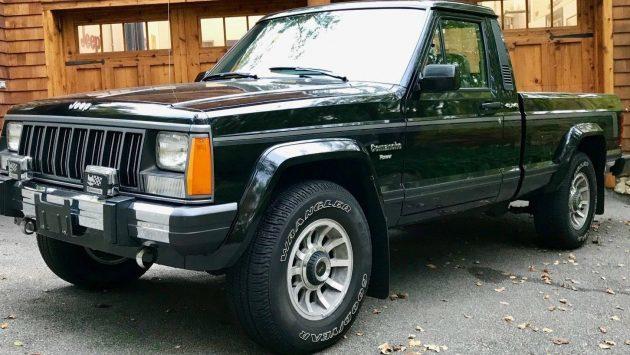 18,500 Original Miles: 1988 Jeep Comanche