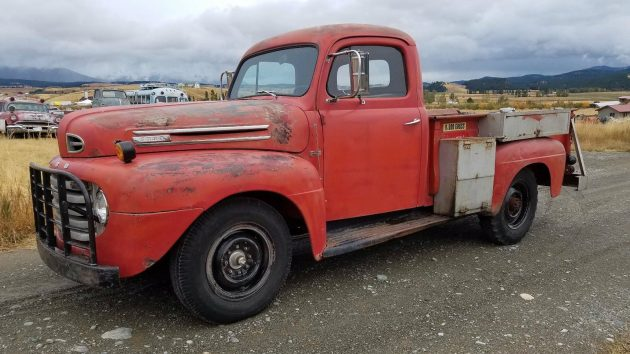 Another Solid Pickup! 1949 Ford F3