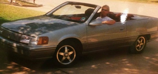 Dad's Wild Side: 1989 Mercury Sable Concept Car