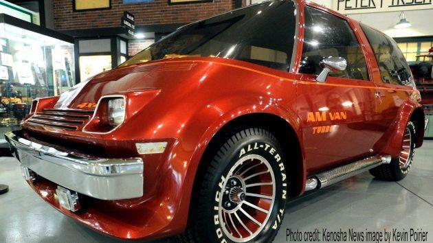 If Only It Ran: 1977 AMC AM Van Concept