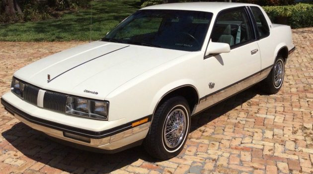 First One Built: 1985 Oldsmobile Calais