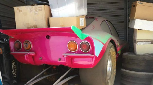 Opel gt drag car for sale