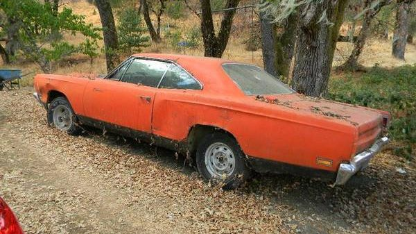What To Do With Old Car Seats >> Fuzzy's Mopar: 1969 Plymouth Roadrunner