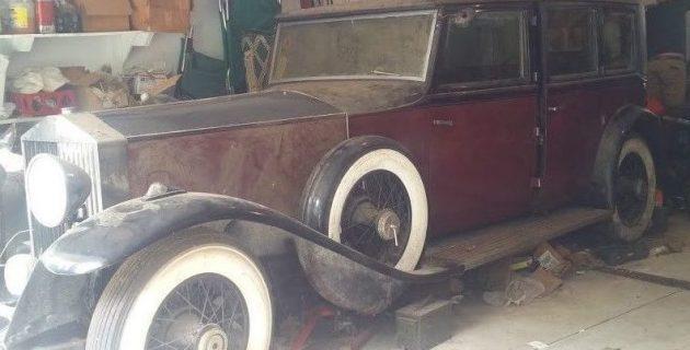 Name Your Price: 1931 Rolls-Royce Phantom