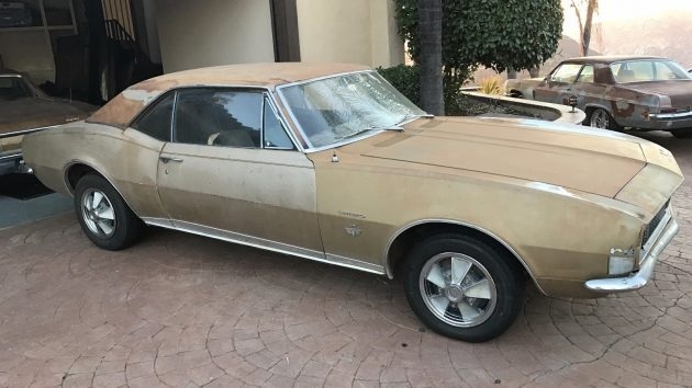 Really Solid: 1967 Chevrolet Camaro RS