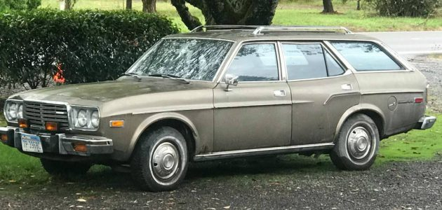 Craigslist Cars Under 500 >> Rotary-Powered Estate: 1976 Mazda RX4 Wagon
