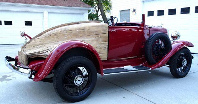 Not Even One-Off: 1932 Chevrolet Moonlight Pattern Prototype