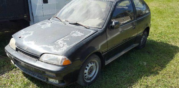 The Other GTI: 1989 Suzuki Swift GTi