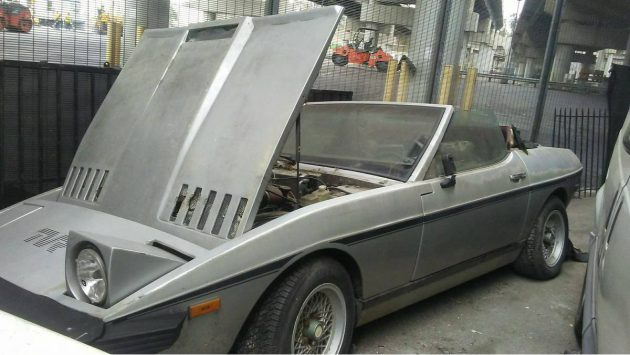 Not Our Project This Time: 1983 TVR Tasmin