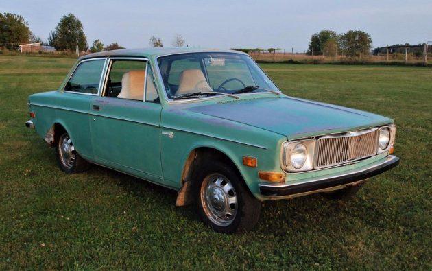 Swedish Deal: 1972 Volvo 142 E