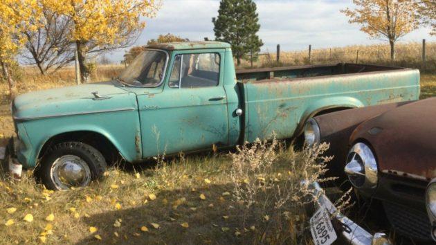 It's The Champ! 1963 Studebaker Pickup