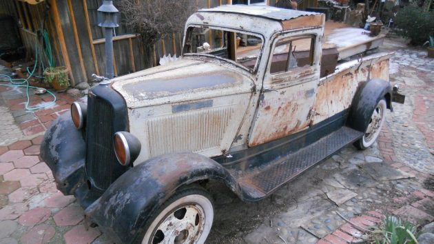 1935 Dodge Truck Canopy Express: What To Do?