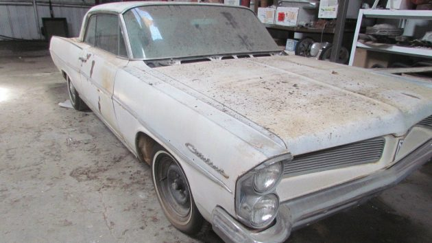Ain't Gonna Get Her Done: 1963 Pontiac Catalina