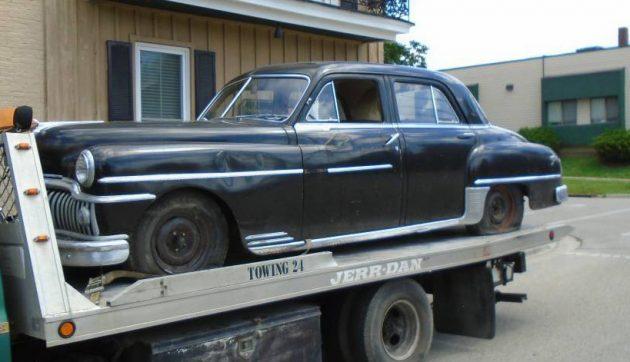 Reasonably Priced: 1950 DeSoto Custom