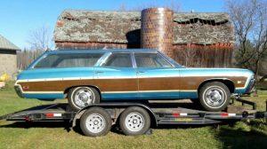 1968 Caprice 396 Estate Wagon (eBay)