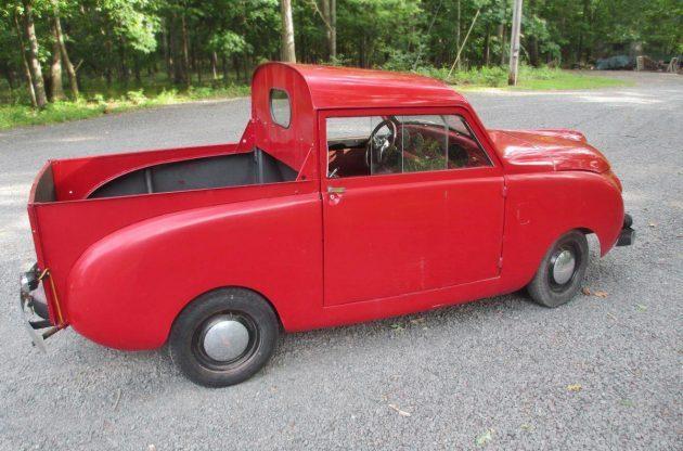 It's no Frazer… 1947 Crosley Pickup