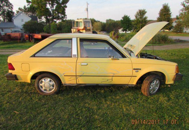 Gas Free: 1981 Ford Escort EV
