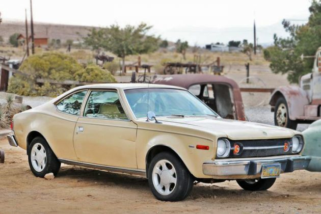 $2,500 Hatchback: 1974 AMC Hornet