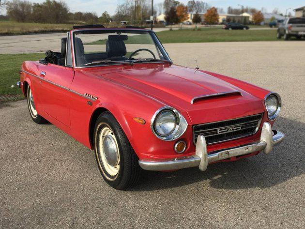 Potential Bargain! 1969 Datsun 2000
