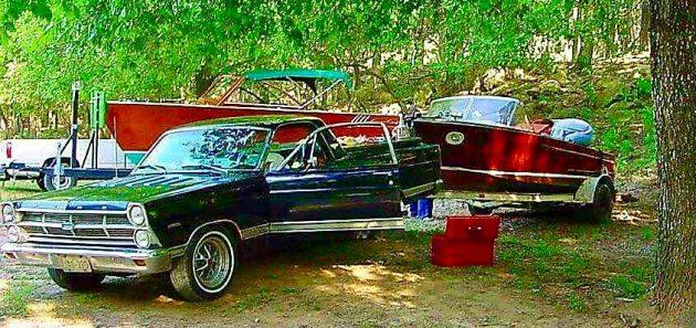 Snake Truck: 1967 Ford Ranchero 428 Cobra Jet