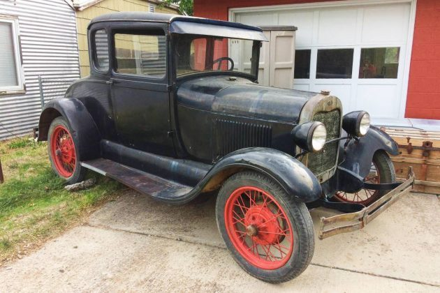 Hot Rod Or Restore? 1929 Ford Model A