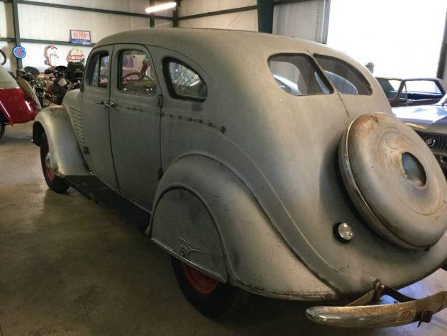 Vindicated By Time 1934 Desoto Airflow Sedan