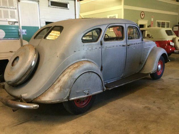 Vindicated By Time: 1934 DeSoto Airflow Sedan