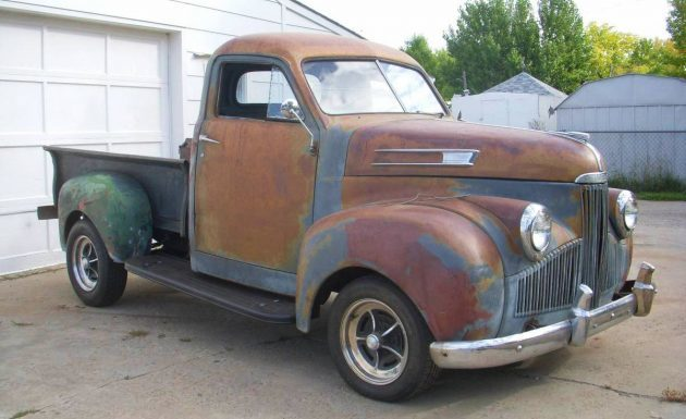 Rare Project: 1948 Studebaker M5 Pickup