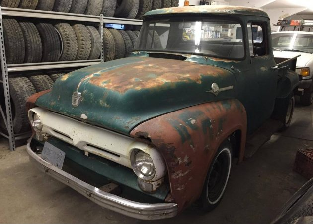 Patina And Parts 1956 Ford F100