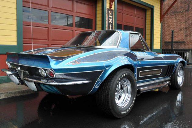 Back To The 70s! Custom 1965 Corvette