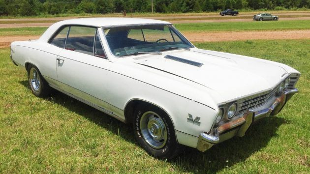 Basically A One Owner 1967 Chevelle SS 396